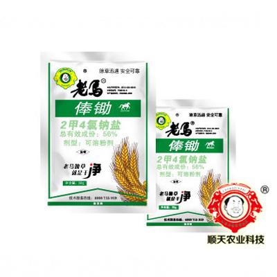小麦除草剂