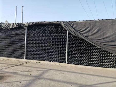 河北PVC防滲管材