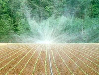 節水灌溉設備