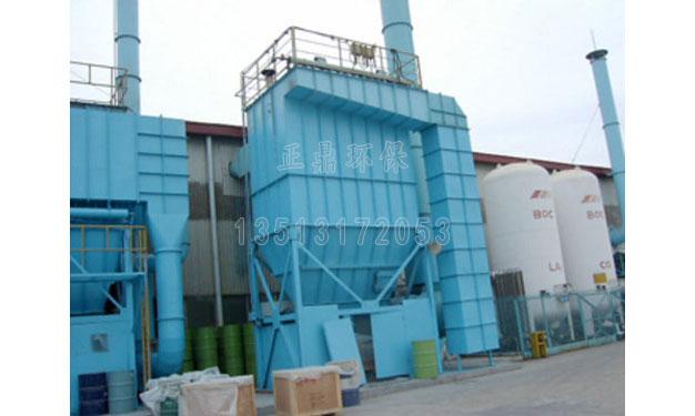 化工厂袋式除尘器