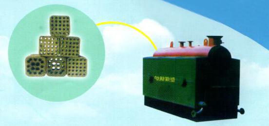 临汾型煤锅炉