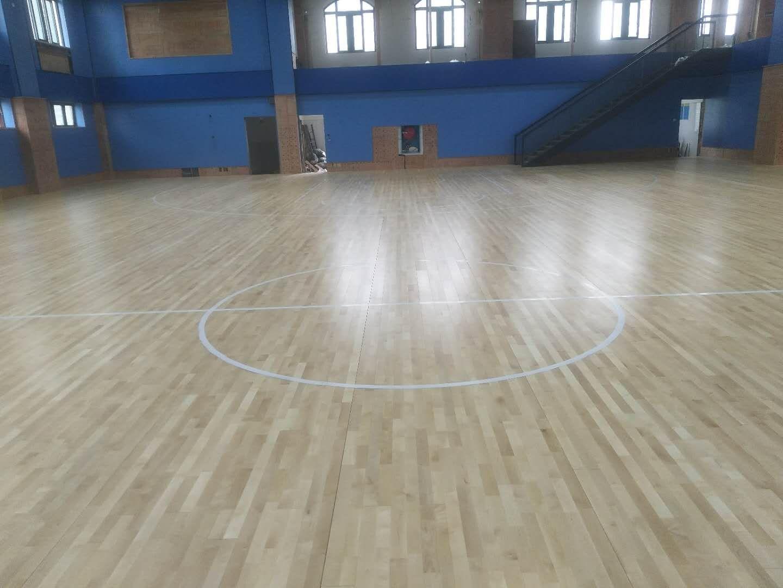 篮球馆木地板