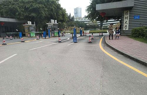 深圳大学师范学院运动地板