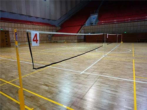羽毛球场地地板