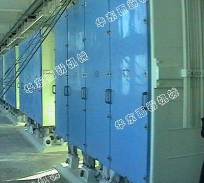 300吨大型面粉机组高方筛层