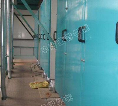 120吨面粉机械高方筛