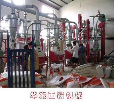 50吨钢架玉米成套机械