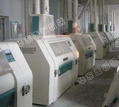 250吨大型面粉机械设备