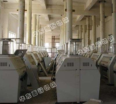 300噸大型磨粉機組