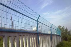 张家口铁路护栏