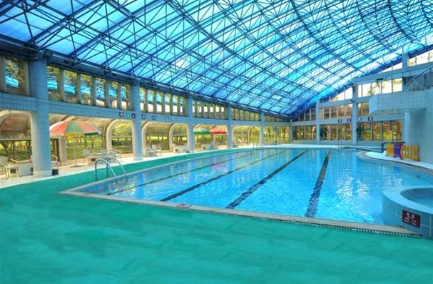 游泳馆除湿