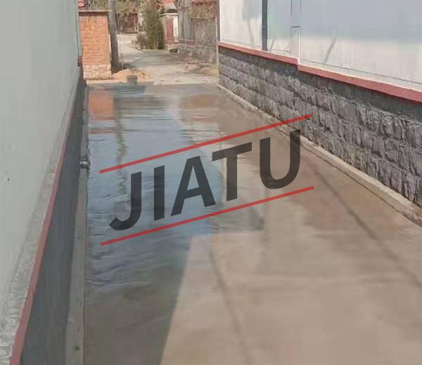 乡村户户通道路混凝土地面裂缝修复的问题处理丨青岛嘉途建材