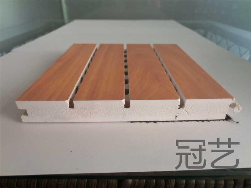 白色PVC吸音板