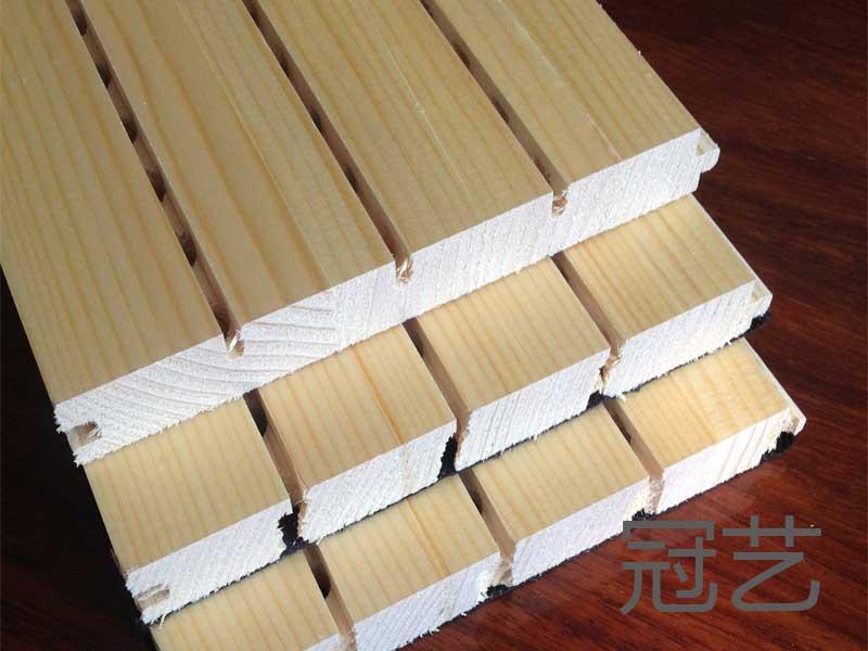 环保E0级实木吸音板多少钱