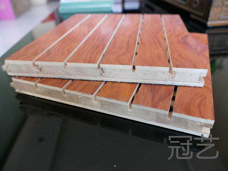 多层实木吸音板