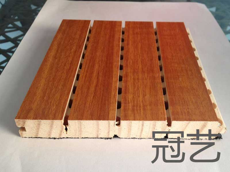实木吸音板