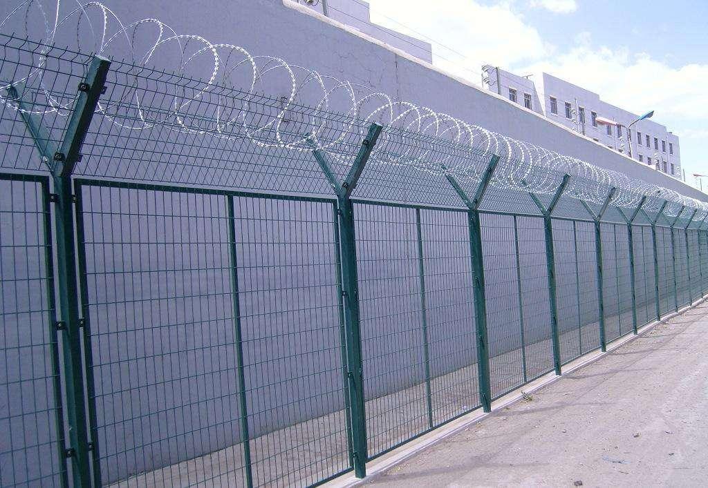 监狱围墙护栏网