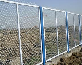 斜方护栏网