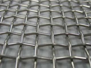 盘条轧花网