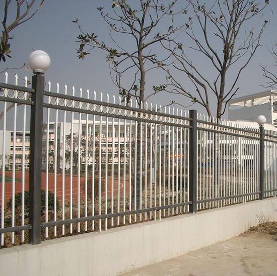 厂区围墙护栏