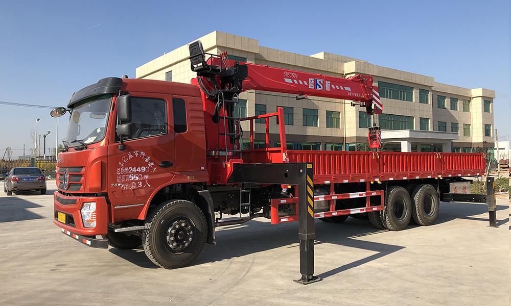 吊机SHS3604