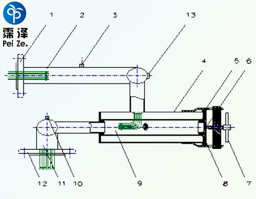 铁质网式过滤器
