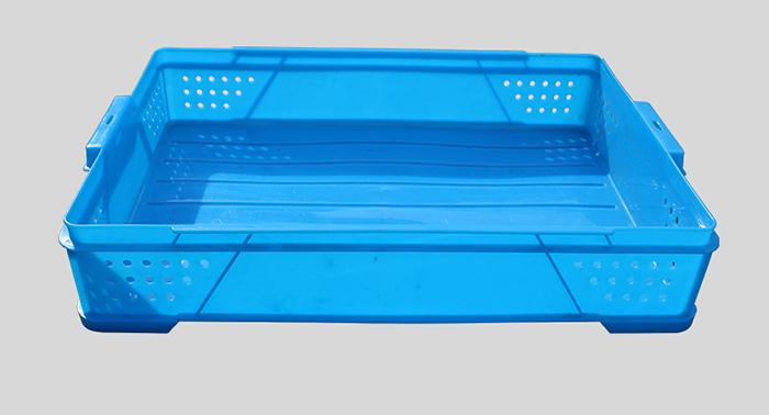 保定塑料食品周轉箱
