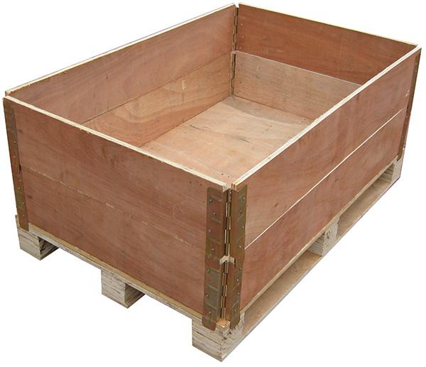 鄭州托盤圍板箱