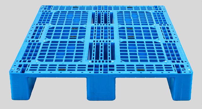 網格川字型塑料托盤