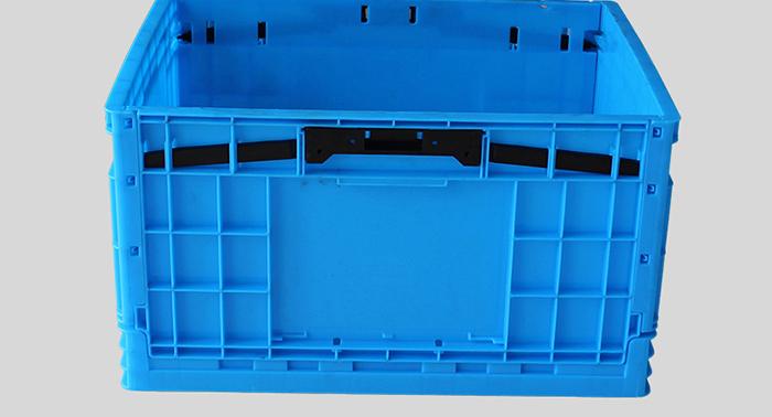 保定塑料折疊周轉箱