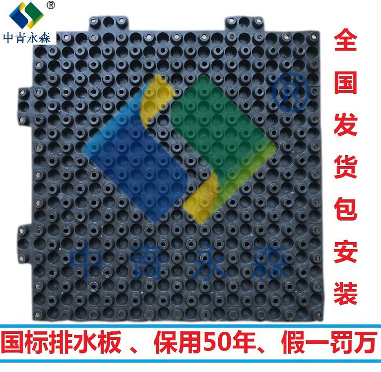 高抗压排蓄水板