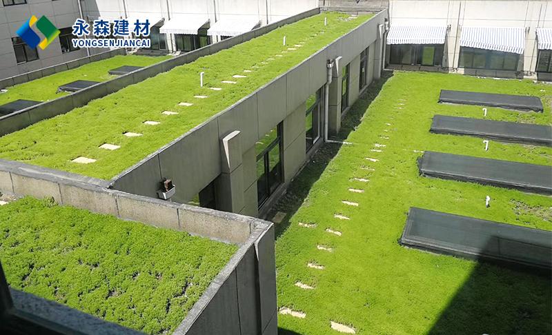 简易式屋顶绿化系统