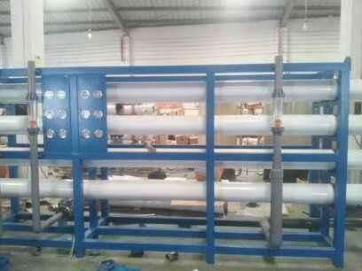 新疆中水回用系統