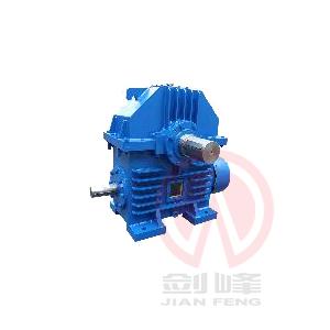 上海HWWB型160-500蜗杆在下焊接直廓环面蜗杆减速机