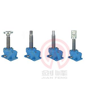 天津JWM系列蜗轮蜗杆丝杆升降机