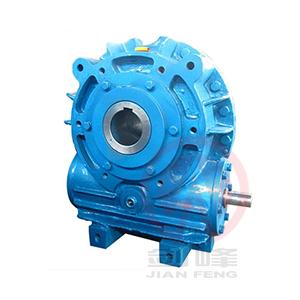 SCWO軸裝式圓弧圓柱蝸桿減速機