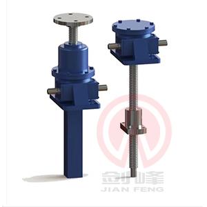 JWM系列蜗轮蜗杆螺旋升降机