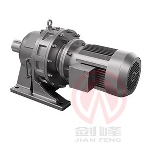 ZWSD型卧式三级摆线针轮减速机