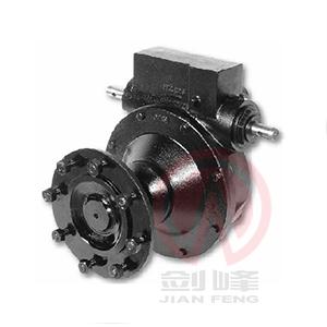 VALLEY型平移喷灌机车轮减速机