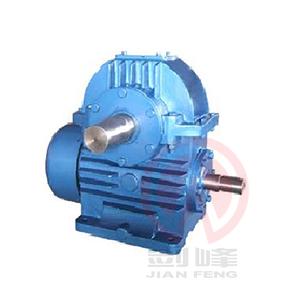 CWU型圆弧圆柱蜗杆减速机