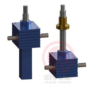 SJA5-1000KN型蜗轮螺旋升降机