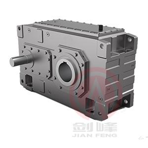 温州H4DV7-22平行轴硬齿面斜齿轮减速j
