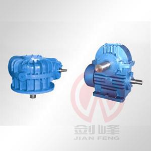 天津CW系列圆弧圆柱蜗杆减速机