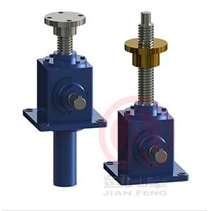 天津JFSL2.5-50高速齿轮丝杠升降机