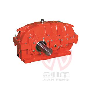 石家庄DBYK160-560型硬齿面圆锥圆柱齿轮减速机