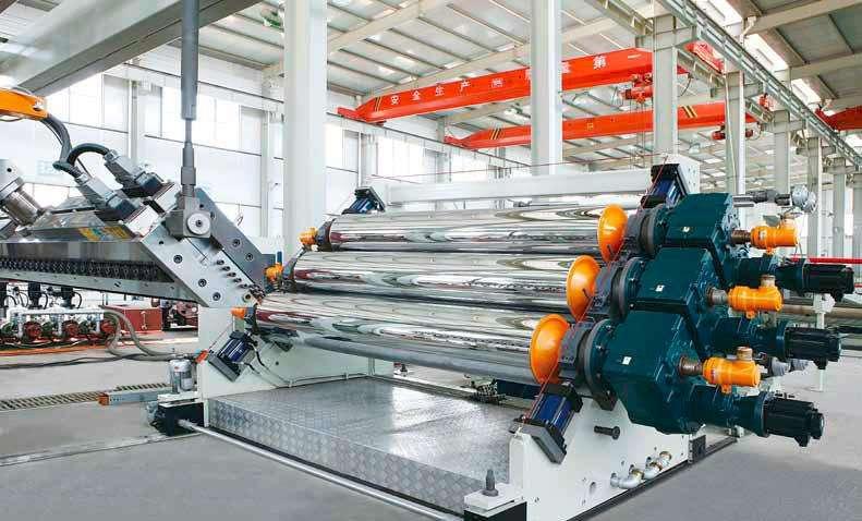 塑料机械配套应用的河北抖咪直播齿轮减速机丝杆升降机和F系列斜齿轮减速机