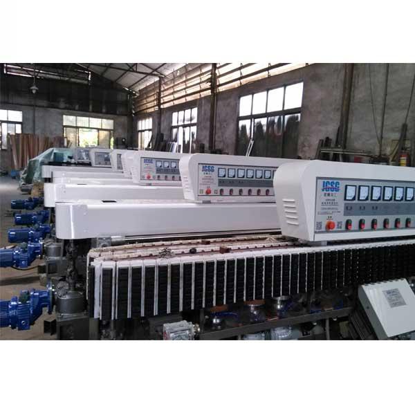 劍峰減速機機械無級變速器在玻璃機械的應用