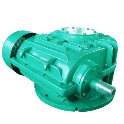 石家庄PWS80-710蜗杆在侧型平面二次包络环面蜗杆减速机
