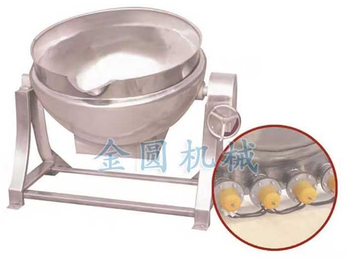 常见的电加热熬糖锅故障及处理方法