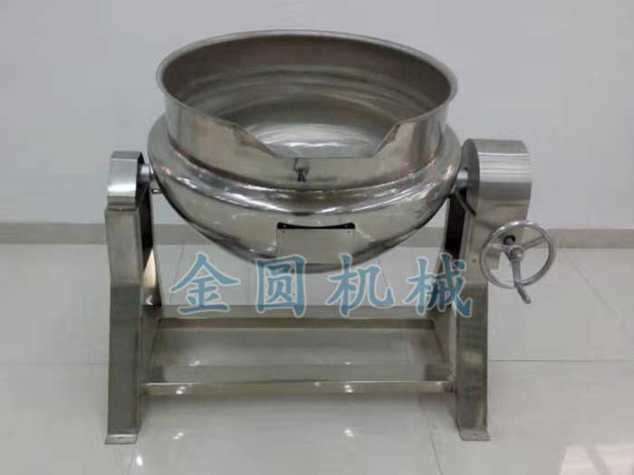 使用可倾式夹层锅的正确维护保养方法!